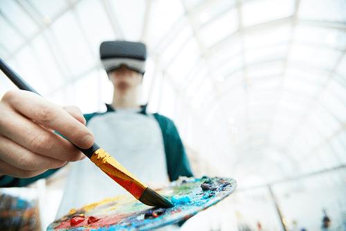 Galerie d'art en ligne